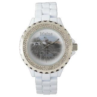 Pemaquid Point Maine Wristwatches