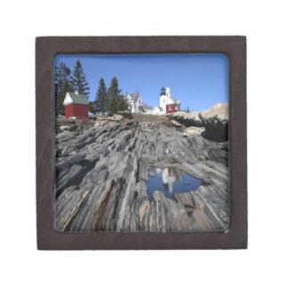 Pemaquid Reflection Premium Keepsake Boxes