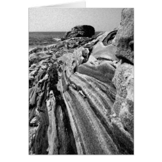 Pemaquid Rocks Card