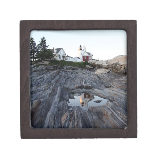 Pemaquid Sunset Reflection Gift Box