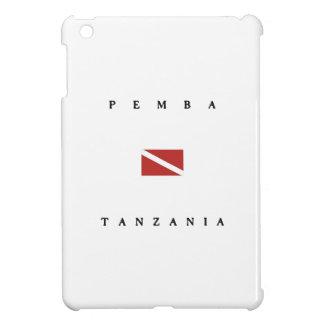 Pemba Tanzania Scuba Dive Flag Cover For The iPad Mini