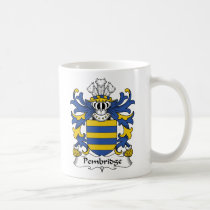 Pembridge Family Crest Mug