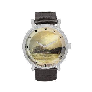 Pembroke Caselt, el Sur de Gales de Guillermo Turn Relojes De Pulsera