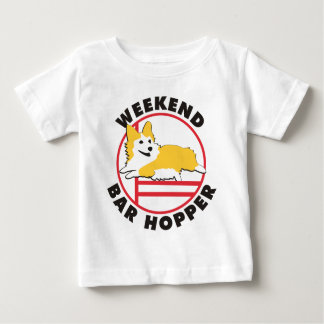 Pembroke Corgi Agility Weekend Bar Hopper Shirt