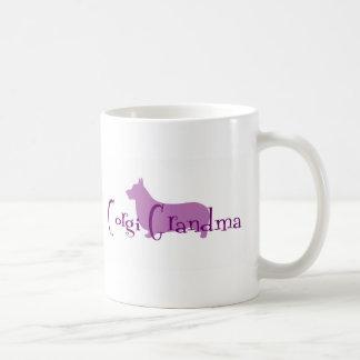Pembroke Corgi Grandma Coffee Mug