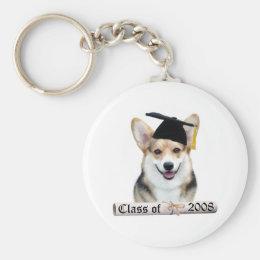 Pembroke Grad08 Keychain