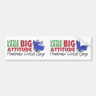 Pembroke Little Legs Bumper Sticker