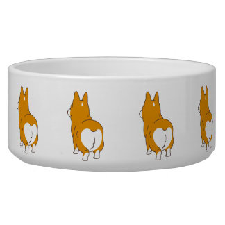 pembroke welsh corgi bowl