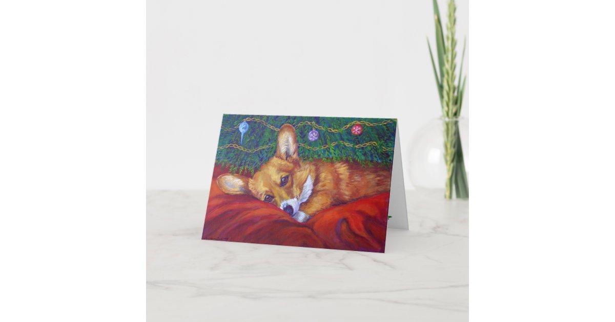 Pembroke Welsh Corgi Christmas Cards | Zazzle.com
