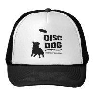 Pembroke Welsh Corgi Disc Dog Mesh Hat
