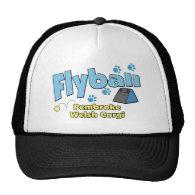 Pembroke Welsh Corgi Flyball Mesh Hats