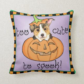 Pembroke Welsh Corgi Halloween Pillow