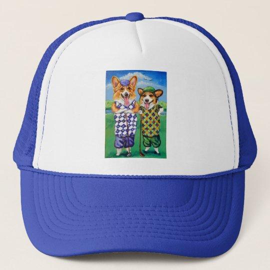 Pembroke Welsh Corgi Hat
