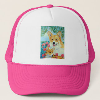 Pembroke Welsh Corgi Hat