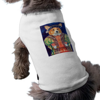 Pembroke Welsh Corgi King Sweater Pet Clothes