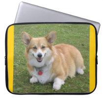 Pembroke Welsh Corgi Laptop Case