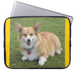 Pembroke Welsh Corgi Laptop Case Laptop Sleeve