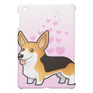 Pembroke Welsh Corgi Love iPad Mini Case
