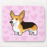 Pembroke Welsh Corgi Love Mousepad