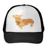 Pembroke Welsh Corgi Mesh Hat