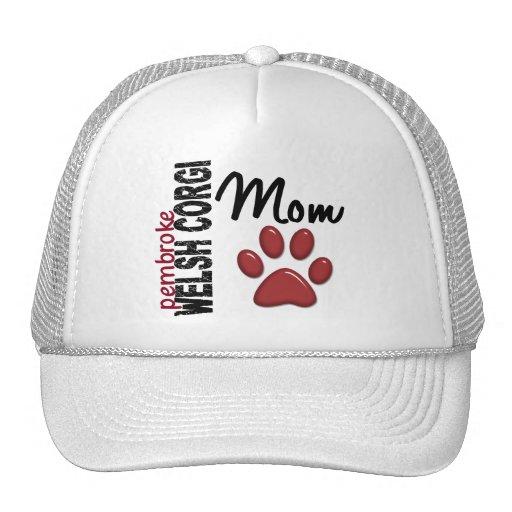 Pembroke Welsh Corgi Mom 2 Trucker Hat