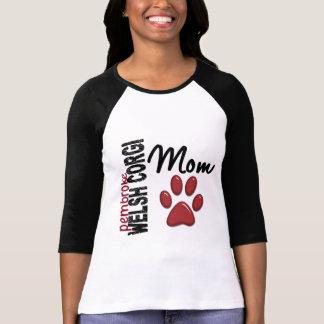Pembroke Welsh Corgi Mom 2 Shirts