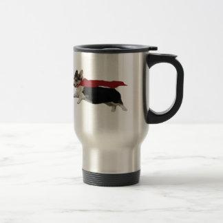 Pembroke Welsh Corgi 15 Oz Stainless Steel Travel Mug