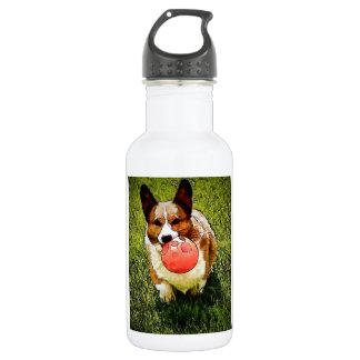 Pembroke Welsh Corgi 18oz Water Bottle