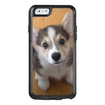 Pembroke Welsh Corgi Puppy 3 Otterbox Iphone 6/6s Case by cutestbabyanimals at Zazzle