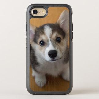 Pembroke Welsh Corgi Puppy 3 OtterBox Symmetry iPhone 7 Case
