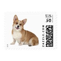 Pembroke  Welsh Corgi Puppy Dog Postage