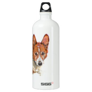 Pembroke Welsh Corgi SIGG Traveler 1.0L Water Bottle