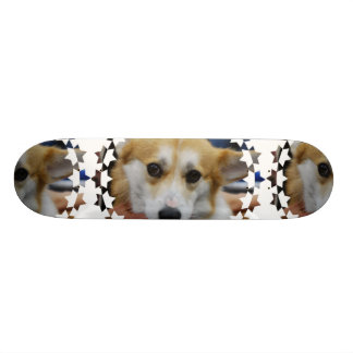 Pembroke Welsh Corgi Skateboard