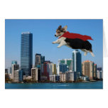 Pembroke Welsh Corgi Stationery Note Card