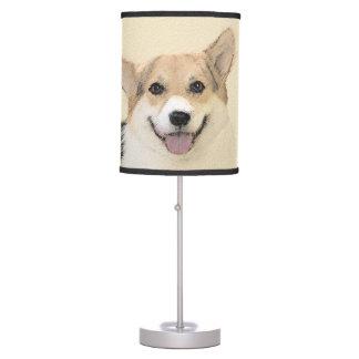 Pembroke Welsh Corgi Table Lamp