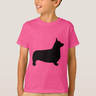 Pembroke Welsh Corgi Tee Shirts