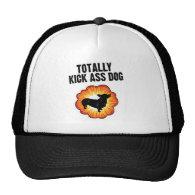 Pembroke Welsh Corgi Trucker Hats
