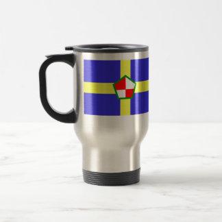 Pembrokeshire, United Kingdom flag Mug