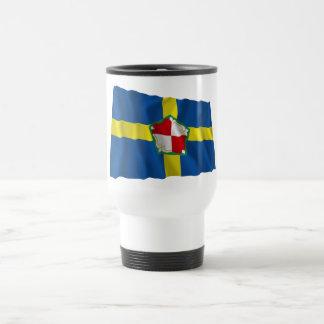 Pembrokeshire Waving Flag Mug