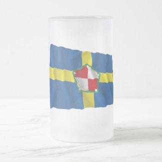 Pembrokeshire Waving Flag Coffee Mug