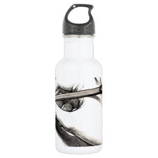 Pen 18oz Water Bottle