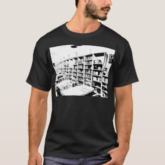 Pen and Ink Book Wall T-Shirt