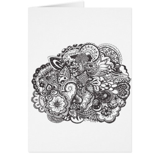 Pen and Ink Drawing Greeting Cards