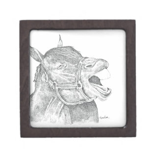 Pen and Ink Horse.png Jewelry Box