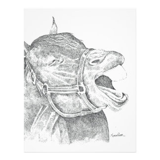Pen and Ink Horse.png Letterhead