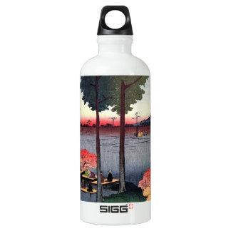 Pen¢asco de Suwa en Nippori (日暮里諏訪の台) Botella De Agua