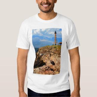 Pen¢ascos del faro y del océano de Marblehead Camisas