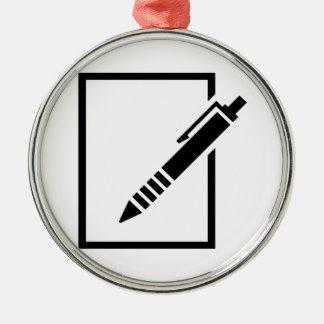 Pen biro memo ornaments