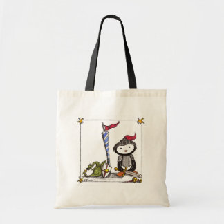 Pen Knight Canvas Bags