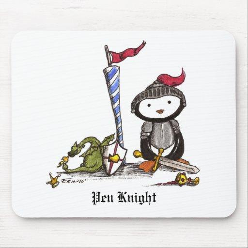 Pen Knight Mousepad